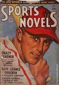 Sports Novels Magazine (1937-1952 Popular Publications) Pulp Vol. 17 #4