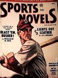 Sports Novels Magazine (1937-1952 Popular Publications) Pulp Vol. 18 #1