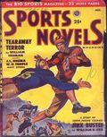 Sports Novels Magazine (1937-1952 Popular Publications) Pulp Vol. 18 #4