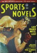 Sports Novels Magazine (1937-1952 Popular Publications) Pulp Vol. 19 #1