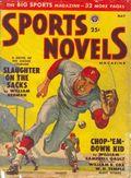 Sports Novels Magazine (1937-1952 Popular Publications) Pulp Vol. 19 #2