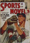 Sports Novels Magazine (1937-1952 Popular Publications) Pulp Vol. 19 #3