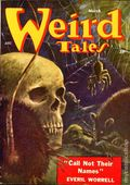 Weird Tales (1923-1954 Popular Fiction) Pulp 1st Series Vol. 46 #1
