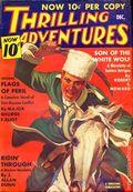 Thrilling Adventures (1931-1943 Standard) Pulp Vol. 20 #1