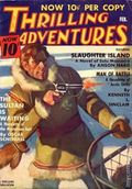Thrilling Adventures (1931-1943 Standard) Pulp Vol. 20 #3