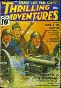 Thrilling Adventures (1931-1943 Standard) Pulp Vol. 21 #1