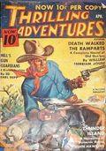 Thrilling Adventures (1931-1943 Standard) Pulp Vol. 21 #2
