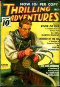 Thrilling Adventures (1931-1943 Standard) Pulp Vol. 21 #3