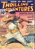 Thrilling Adventures (1931-1943 Standard) Pulp Vol. 22 #1