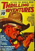 Thrilling Adventures (1931-1943 Standard) Pulp Vol. 22 #2