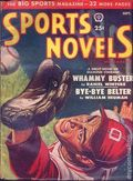Sports Novels Magazine (1937-1952 Popular Publications) Pulp Vol. 19 #4