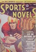 Sports Novels Magazine (1937-1952 Popular Publications) Vol. 20 #1