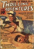 Thrilling Adventures (1931-1943 Standard) Pulp Vol. 22 #3