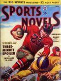 Sports Novels Magazine (1937-1952 Popular Publications) Pulp Vol. 20 #2