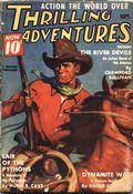 Thrilling Adventures (1931-1943 Standard) Pulp Vol. 23 #1