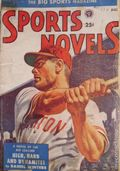 Sports Novels Magazine (1937-1952 Popular Publications) Pulp Vol. 21 #1