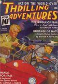 Thrilling Adventures (1931-1943 Standard) Pulp Vol. 24 #2