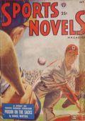 Sports Novels Magazine (1937-1952 Popular Publications) Pulp Vol. 21 #2