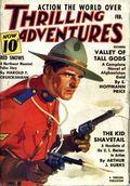 Thrilling Adventures (1931-1943 Standard) Pulp Vol. 24 #3