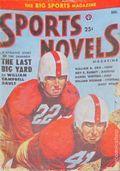 Sports Novels Magazine (1937-1952 Popular Publications) Pulp Vol. 21 #3