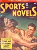 Sports Novels Magazine (1937-1952 Popular Publications) Pulp Vol. 21 #4