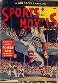 Sports Novels Magazine (1937-1952 Popular Publications) Pulp Vol. 22 #1