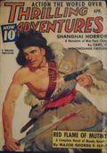 Thrilling Adventures (1931-1943 Standard) Pulp Vol. 25 #2
