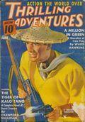 Thrilling Adventures (1931-1943 Standard) Pulp Vol. 26 #1