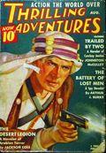 Thrilling Adventures (1931-1943 Standard) Pulp Vol. 26 #3