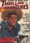 Thrilling Adventures (1931-1943 Standard) Pulp Vol. 27 #1