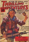 Thrilling Adventures (1931-1943 Standard) Pulp Vol. 27 #2