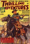 Thrilling Adventures (1931-1943 Standard) Pulp Vol. 28 #1