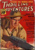 Thrilling Adventures (1931-1943 Standard) Pulp Vol. 28 #2
