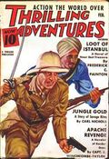Thrilling Adventures (1931-1943 Standard) Pulp Vol. 28 #3