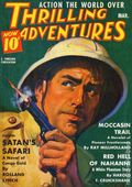 Thrilling Adventures (1931-1943 Standard) Pulp Vol. 29 #1