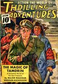 Thrilling Adventures (1931-1943 Standard) Pulp Vol. 29 #3