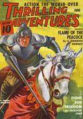 Thrilling Adventures (1931-1943 Standard) Pulp Vol. 30 #1
