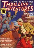 Thrilling Adventures (1931-1943 Standard) Pulp Vol. 30 #2