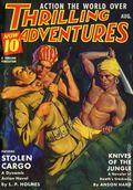 Thrilling Adventures (1931-1943 Standard) Pulp Vol. 30 #3