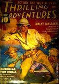 Thrilling Adventures (1931-1943 Standard) Pulp Vol. 31 #1