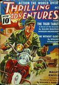Thrilling Adventures (1931-1943 Standard) Pulp Vol. 31 #2