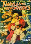 Thrilling Adventures (1931-1943 Standard) Pulp Vol. 31 #3