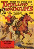 Thrilling Adventures (1931-1943 Standard) Pulp Vol. 32 #1