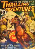 Thrilling Adventures (1931-1943 Standard) Pulp Vol. 32 #2