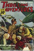 Thrilling Adventures (1931-1943 Standard) Pulp Vol. 32 #3