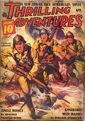 Thrilling Adventures (1931-1943 Standard) Pulp Vol. 33 #2