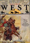 West (1926-1953 Doubleday) Pulp Vol. 1 #1