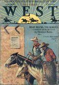 West (1926-1953 Doubleday) Pulp Vol. 1 #2