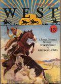 West (1926-1953 Doubleday) Pulp Vol. 4 #2