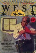 West (1926-1953 Doubleday) Pulp Vol. 4 #5